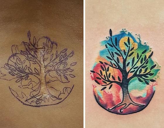 Cicatrizes Transformadas Em Fantásticas Tatuagens (16)