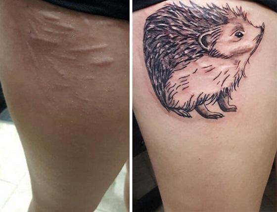 Cicatrizes Transformadas Em Fantásticas Tatuagens (19)