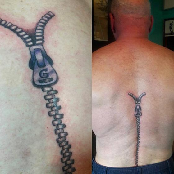 Cicatrizes Transformadas Em Fantásticas Tatuagens11