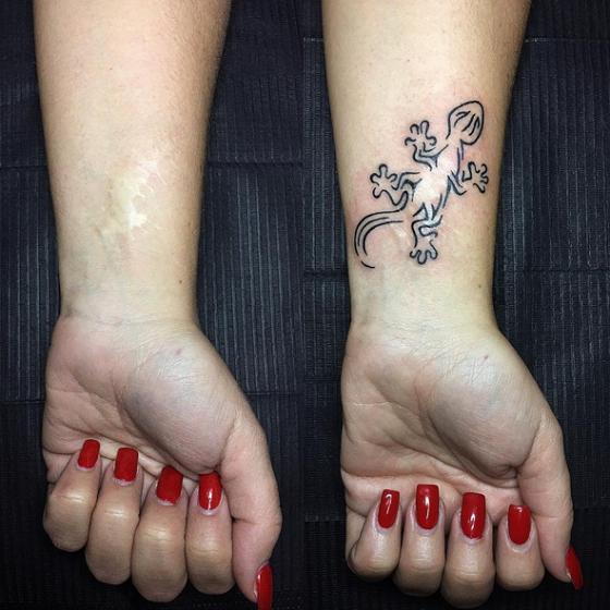 Cicatrizes Transformadas Em Fantásticas Tatuagens12