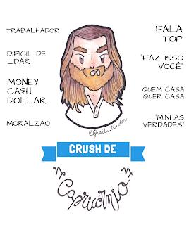 Ilustrações Divertidas Do Crush De Cada Signo (3)