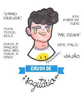 Ilustrações Divertidas Do Crush De Cada Signo (4)