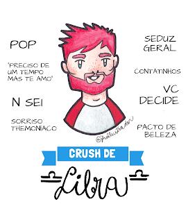 Ilustrações Divertidas Do Crush De Cada Signo (5)