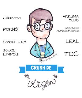 Ilustrações Divertidas Do Crush De Cada Signo (6)