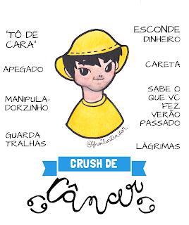 Ilustrações Divertidas Do Crush De Cada Signo (7)