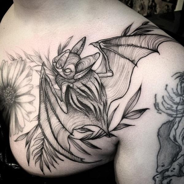 Impressionantes Tatuagens De Nomi Chi Parecem Esboços A Lápis (12)