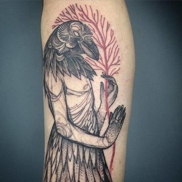 Impressionantes Tatuagens De Nomi Chi Parecem Esboços A Lápis (2)