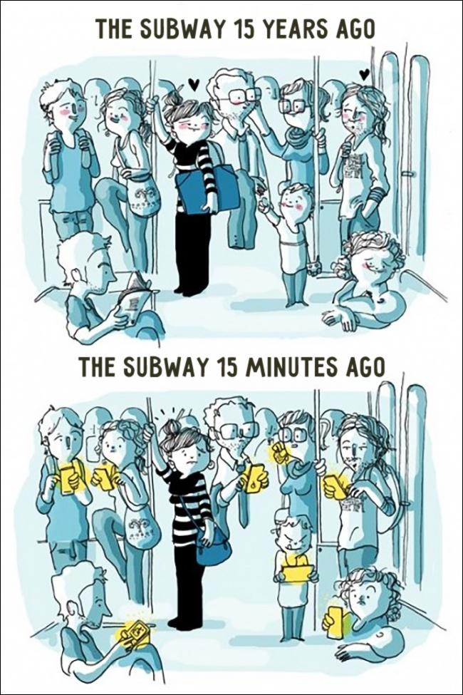 10 Ilustrações Que Explicam Exatamente O Que É Ser Mulher (7)