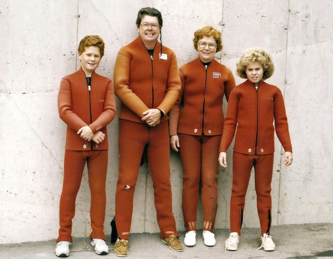 As Estranhas e Hilariantes Fotos de Família Dos Anos 80 (10)