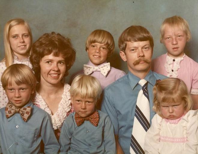 As Estranhas e Hilariantes Fotos de Família Dos Anos 80 (16)