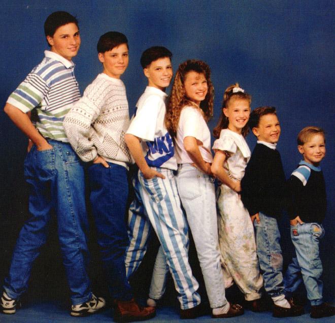 As Estranhas e Hilariantes Fotos de Família Dos Anos 80 (19)