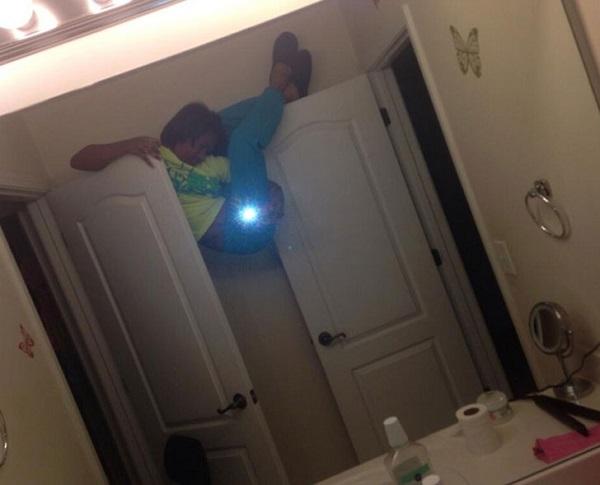 WTF! As Mais Estranhas, Assustadoras e Bizarras Selfies na Internet (9)