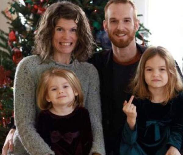 As Mais Estranhas e Hilárias Fotos de Natal10
