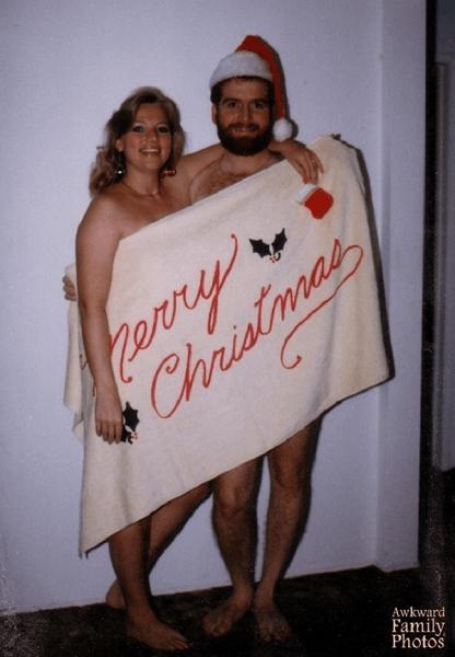 As Mais Estranhas e Hilárias Fotos de Natal3