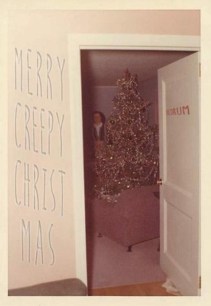 As Mais Estranhas e Hilárias Fotos de Natal4